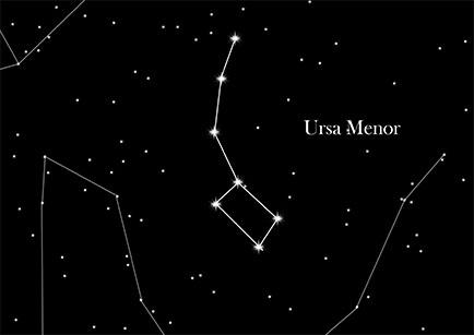 Constellation Little Bear