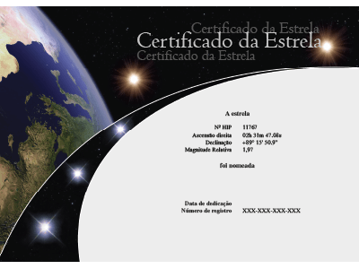 Certificate PT